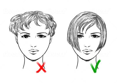 Face Shape Round