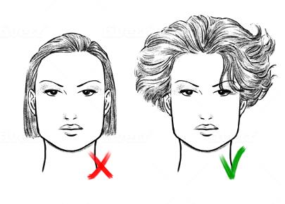 Face Shape Square