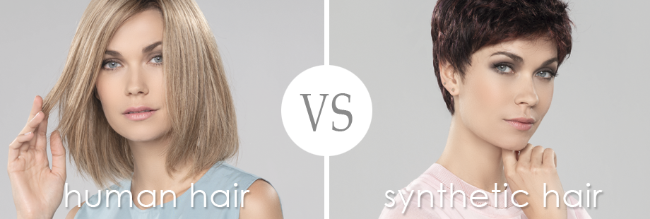 Human Hair or Synthetic Hair?